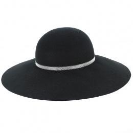 copy of Black felt hat - Traclet