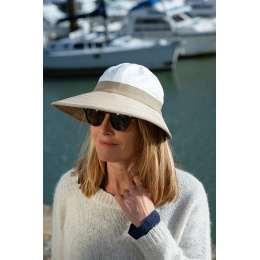 Casquette Cannoise Beige- Soway