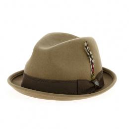 copy of Elkader hat  Anthracite