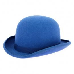 copy of Bowler hat - Red Wool felt