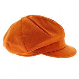 Casquette gavroche Mayser orange