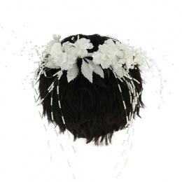Grand Peigne de Cérémonie Blanc - Traclet