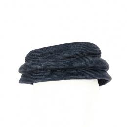 Bandeau de Cérémonie Simple  Noir - Traclet