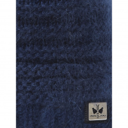 Bonnet Naiade Bleu Pétrole - Pipolaki