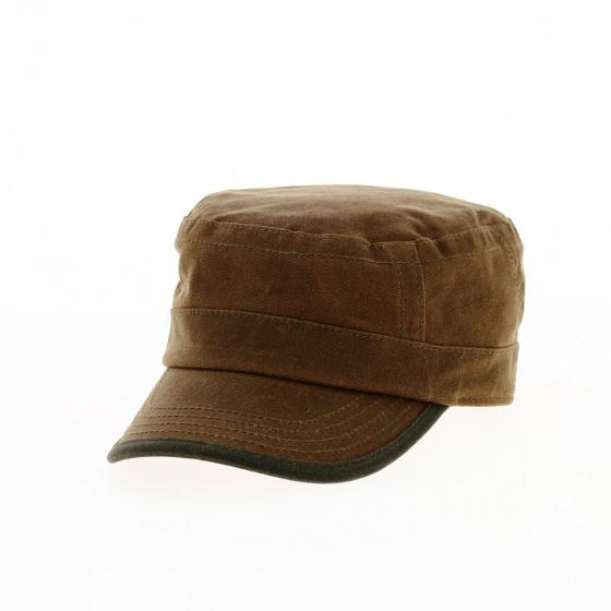 Army Gosper Cap Brown