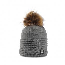 copy of Ortona Grey Pompon Hat - Pipolaki