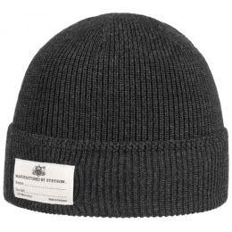 copy of Bonnet Northport Merino Wool Stetson - bleu
