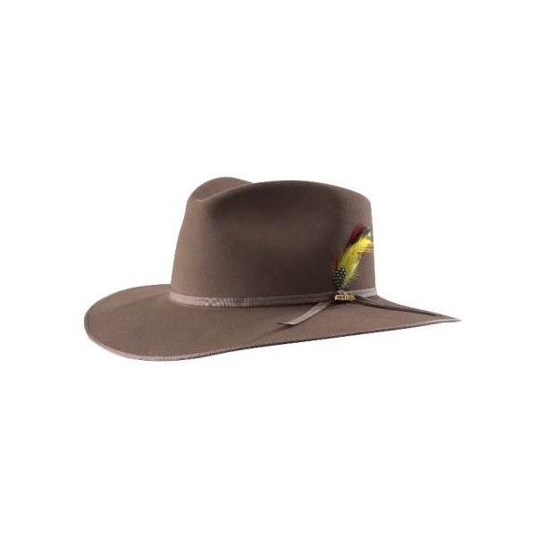 Chapeau feutre poil stetson Dune