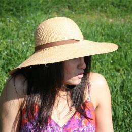 DAISIE straw hat