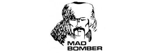 Mad Bomber, chapka fourrure véritable