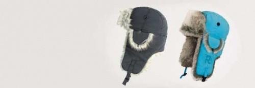 Chlidren's trapper hats - chapka