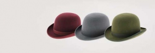 Bowler hat - Bowler hat styles and models